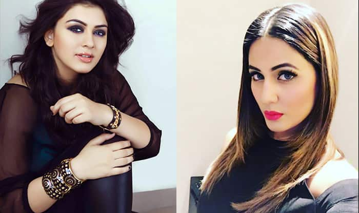 Hansika Motwani Lashes Out At Bigg Boss 11s Hina Khan For Degrading
