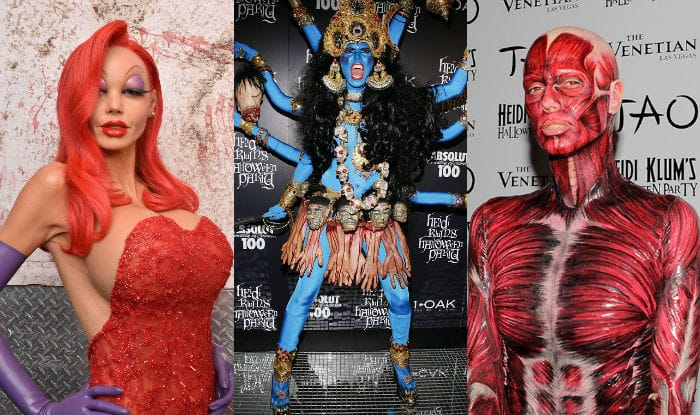 Halloween Costume 2017: Heidi Klum's Most Memorable and ...