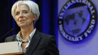 IMF Chief Christine Lagarde Hails Indian Economy, Says It Is On Solid Track