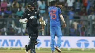 India vs New Zealand 2nd ODI 2017: 7 Stats You Need to Check Ahead of Pune ODI