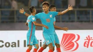 We Believe We Can Win Against Ghana, Says Jeakson Singh Thanoujam