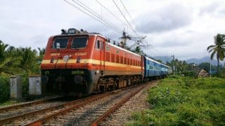 Budget 2018: All 11,000 Trains And 8,500 Stations to Get CCTV Cameras; Each Coach Will Have Eight