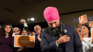 Sikh Politician Jagmeet Singh Voted First Non-White Leader Of Canada's New Democratic Party