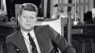JFK Assassination Files Suggest British Newspaper Received Mysterious Phone Call Minutes Before President Was Shot Dead