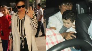 Kareena Kapoor Khan Reacts to Rumours on Taimur Ali Khan's Nanny Being Paid More Than Big Bureaucrats