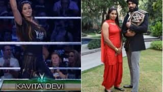 Kavita Devi Signs WWE Contract: See Facts, Pictures & Fight Videos of the First Indian Woman Wrestler to Achieve This Feat
