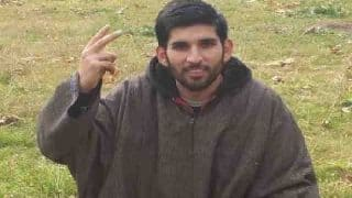 Jaish-e-Mohammad Operational Head Khalid Gunned Down by Security Forces in Baramulla