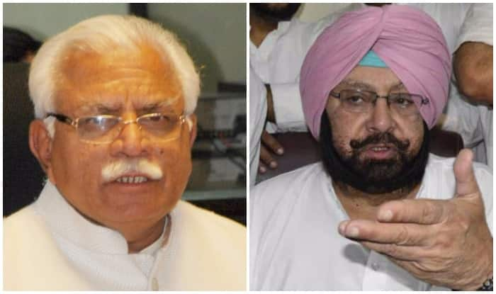Honeypreet's arrest sparks blame game between Manohar Khattar and Amarinder Singh