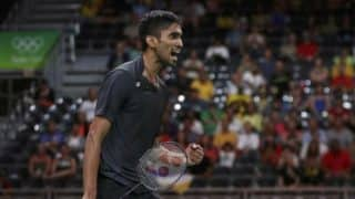 Rewards Galore for Ace Badminton Player Kidambi Srikanth