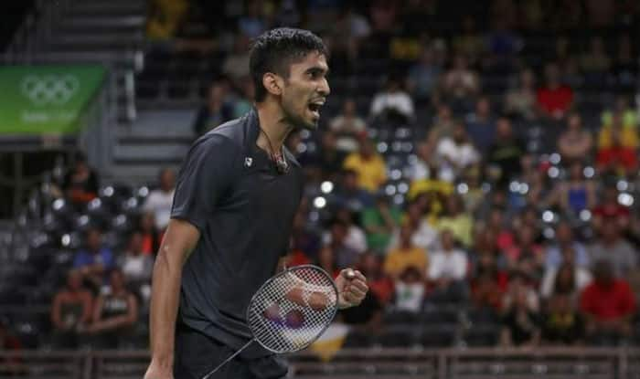 File image of Kidambi Srikanth