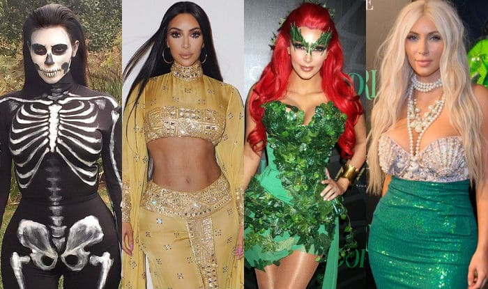 Halloween 2017: Kim Kardashian's Best Costume Moments From Iconic ...