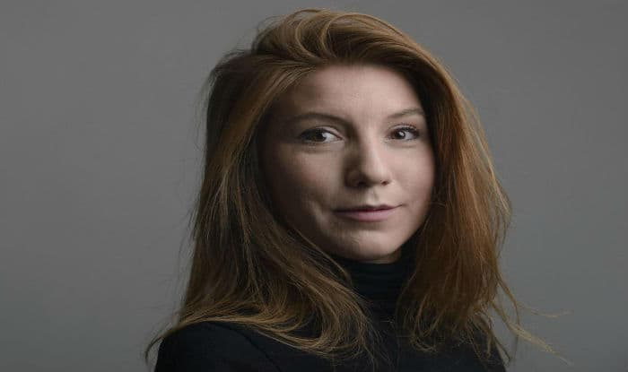 Kim Wall's head and legs found in Copenhagen sea