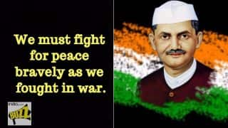 Lal Bahadur Shastri 113th Birth Anniversary: Inspiring Quotes on Freedom, Governance & Unity by India's Second Prime Minister