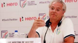 FIFA U-17 World Cup 2017: Players Were Drained in The Second Half Against Ghana, Says India Coach Luis Norton de Matos