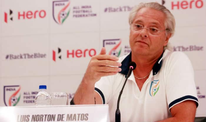 Luis Norton de Matos. (IANS)
