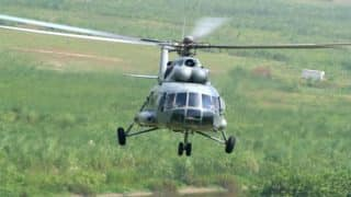Indian Air Force Cheetah Helicopter Crash Lands During Routine Sortie From Jammu to Natha Top; All Passengers Safe