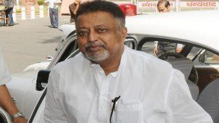 Narada Sting Case: A Day After Tough Grilling, CBI Team Visits Mukul Roy's House