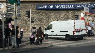Two Dead in Knife Attack at Marseille Train Station in France, Attacker Neutralised