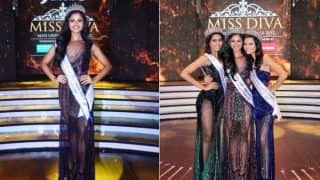 Miss Diva 2017 Winner is Shraddha Shashidhar, to Represent India at Miss Universe: See Pictures of Newly-Crowned Beauty Queen