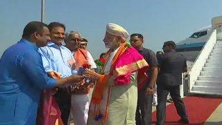 Narendra Modi in Karnataka: GST Implementation Was Collective Decision of All Parties, Says PM Modi in Bidar