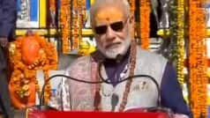 PM Narendra Modi in Kedarnath: Pledge to Devote Myself in Realising The Dream of Developed India by 2022