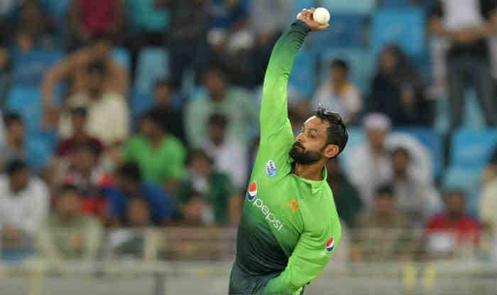 Hafeez Banned From Bowling For Third Time in Three Years