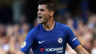 I Don't See Myself in London For Very Long, Says Chelsea's Striker Alvaro Morata