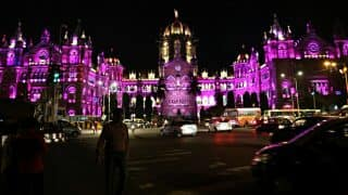 International Day of the Girl Child 2017: Mumbai CSMT Lit In Pink Supporting The Cause