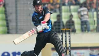 Colin Munro Shines as New Zealand Thrash Pakistan by Seven Wickets in 1st T20I in Wellington