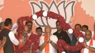 Narendra Modi Government Fourth Anniversary: PM, Amit Shah to Lead BJP in Taking Achievements to People