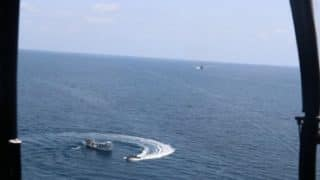 INS Trishul, Navy's Patrol Ship, Foils Piracy Attempt on Indian Vessel in Gulf of Aden