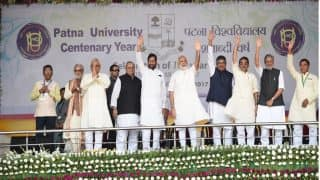 Prime Minister Narendra Modi Ignores Nitish Kumar's Appeal During Patna University Event, RJD Says Bihar CM Shown His Place