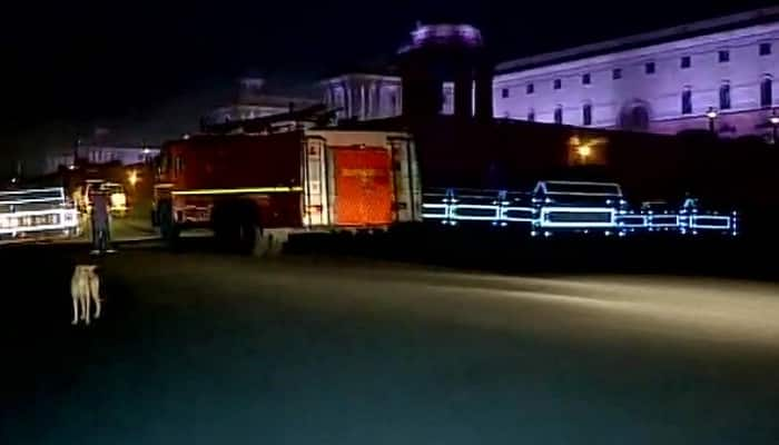 Fire breaks out in PMO