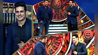 Bigg Boss 11 October 27, 2017 Episode Preview: Priyank Sharma Makes A Grand Re-entry Into The House