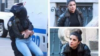 Quantico 3: Priyanka Chopra Snapped On The Streets Of New York City Shooting A Thrilling Kidnapping Sequence