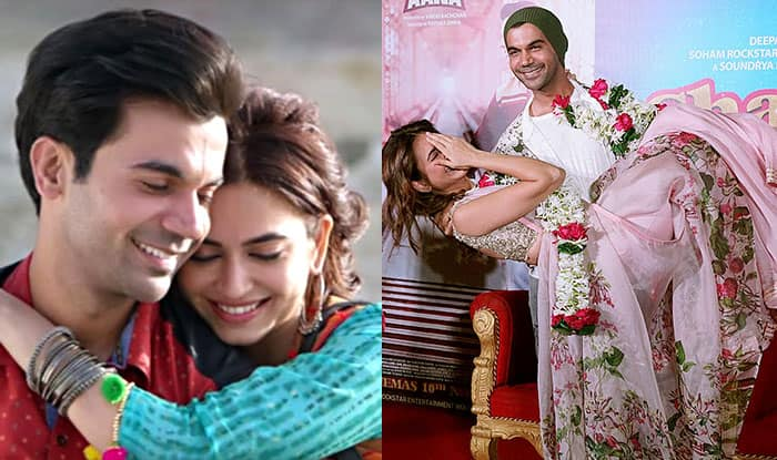 Shaadi Mein Zaroor Aana Trailer showcases the rollercoaster ride of emotions!