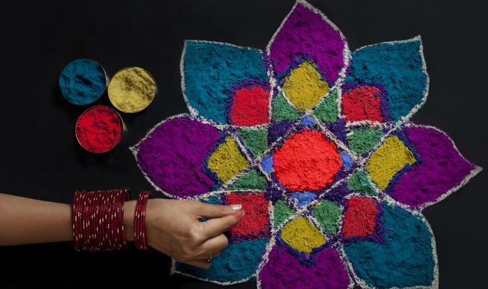 Simple Diwali Rangoli Designs 5 Easy To Make Colorful Rangolis Celebrate 2017