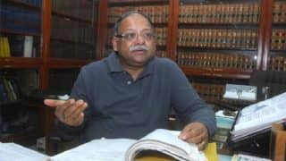 Solicitor General Ranjit Kumar Resigns, Says Wants to Spend More Time With Family