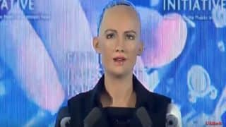 World's First Robot Citizen Sophia Wants to Have a Family, Career and a Daughter Called Sophia