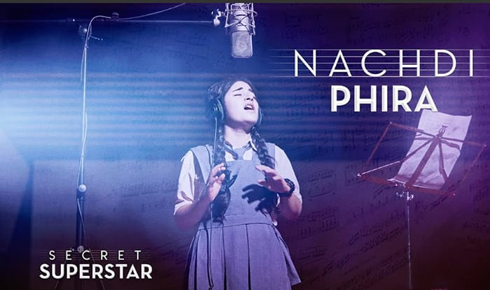 Secret Superstar's new song releases: