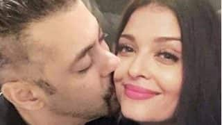 Salman Khan Kissing Aishwarya Rai Bachchan in New Picture? Crazy Imagination of Former Couple's Fans Come Alive in Fake Photo