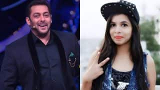 Bigg Boss 11: Salman Khan Trolls Dhinchak Pooja By Singing Selfie Maine Le Li Aaj In Her Trademark Style