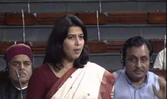If Congress Calls Priyanka Gandhi an Ace, Then They Had Been Playing With Joker: BJP MP Saroj Pandey