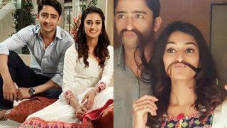 Kuch Rang Pyar Ke Aise Bhi Actors Shaheer Sheikh and Erica Fernandes Engaged? The Actress Responds