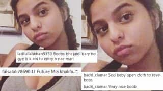 Shah Rukh Khan's Daughter Suhana Faces Wrath of Sexual Harassers Online: Comments on 'Cleavage and Boobs' Will Make Your Blood Boil
