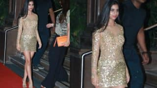 Gauri Khan's Halloween Party: Suhana Khan Looked Like A Golden Goddess At The Star-Studded Bash