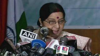 India-Bangladesh Stand Against Terrorism; Concerned Over Rakhine Situation: Sushma Swaraj in Dhaka