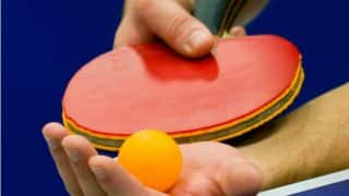 China Secures a Set of Medals in Table Tennis Worlds