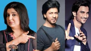 Shah Rukh Khan, Sushant Singh Rajput And Sania Mirza To Team Up For Farah Khan's Lip Sing Battle Show