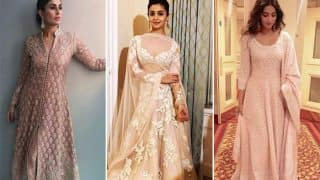 Diwali 2017: Kareena Kapoor Khan, Sonam Kapoor, Alia Bhatt Look Ethereal In Ivory And Pastel Hues This Festive Season
